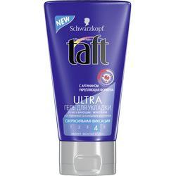 Гель тафт фиксации для волос