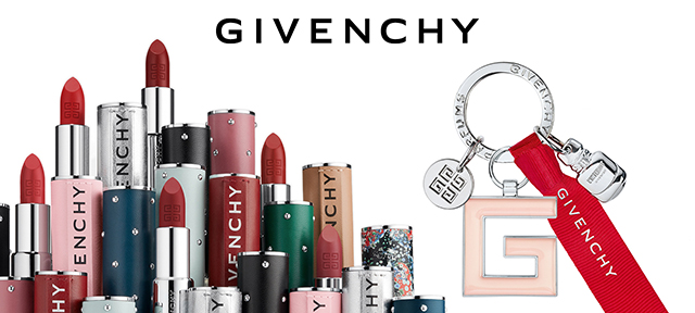 Акция Givenchy