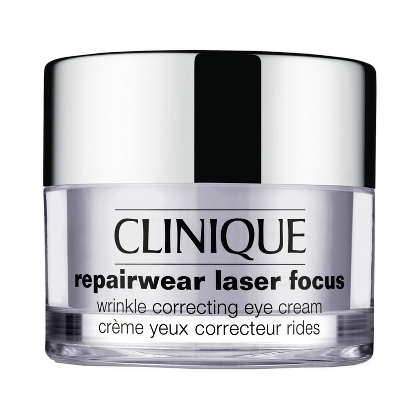 CLINIQUE Крем для борьбы с морщинами вокруг глаз Clinique Repairwear Laser Focus