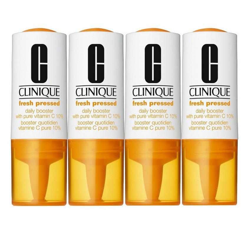 Купить CLINIQUE Эмульсия-активатор с 10% содержанием чистого Витамина С Clinique Fresh Pressed Daily Booster with Pure Vitamin C 10%