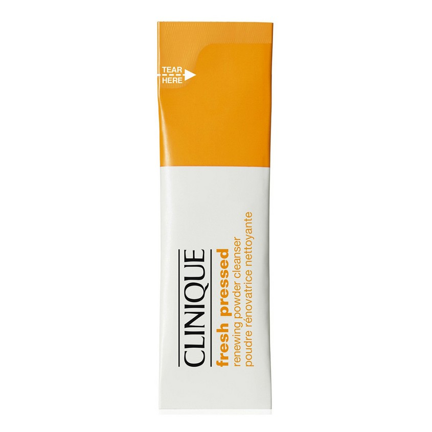 CLINIQUE Обновляющее очищающее средство с содержанием чистого Витамина С Clinique Fresh Pressed Renewing Powder Cleanser with Pure Vitamin C