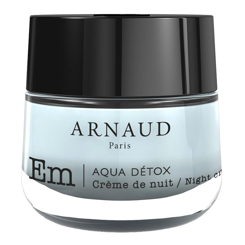 ARNAUD PARIS Крем для лица ночной AQUA DETOX для сухой и чувствительной кожи фото