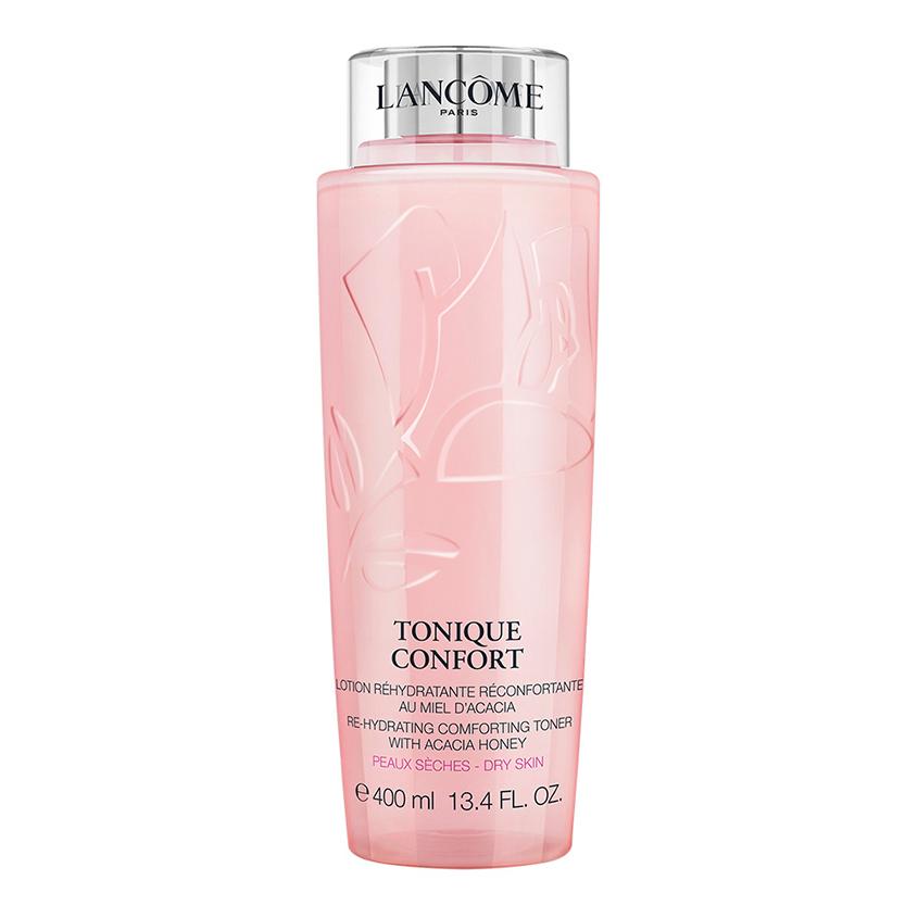 LANCOME Увлажняющий и успокаивающий тоник для сухой кожи Tonique Confort.