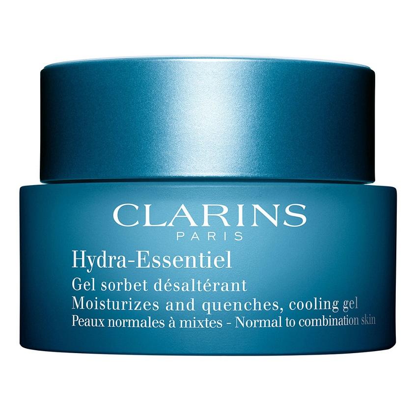 Купить CLARINS Интенсивно увлажняющий гель для нормальной и комбинированной кожи Hydra-Essentiel