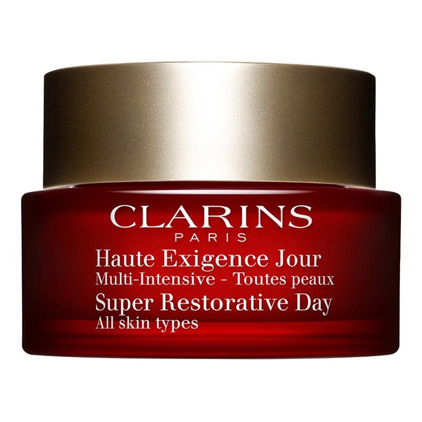 CLARINS Восстанавливающий дневной крем для любого типа кожи Multi-Intensive.