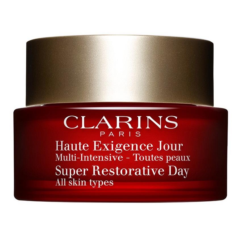 CLARINS Восстанавливающий дневной крем интенсивного действия для сухой кожи Multi-Intensive фото