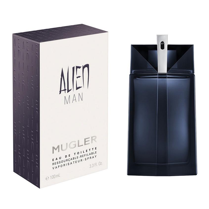 Mugler мужской парфюм