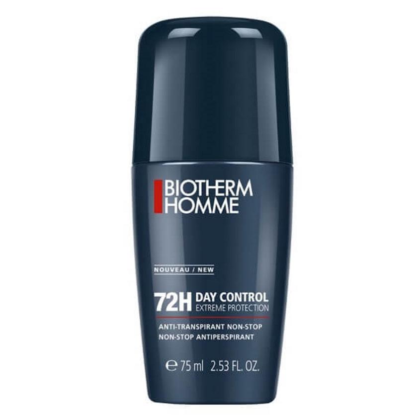 BIOTHERM Дезодорант-антиперспирант для мужчин 72-часового действия 75 мл ahava time to energize шариковый минеральный дезодорант для мужчин time to energize шариковый минеральный дезодорант для мужчин