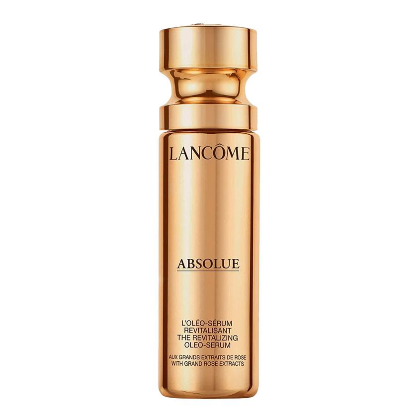 LANCOME Сыворотка-масло для кожи лица с эффектом восстановления Absolue.