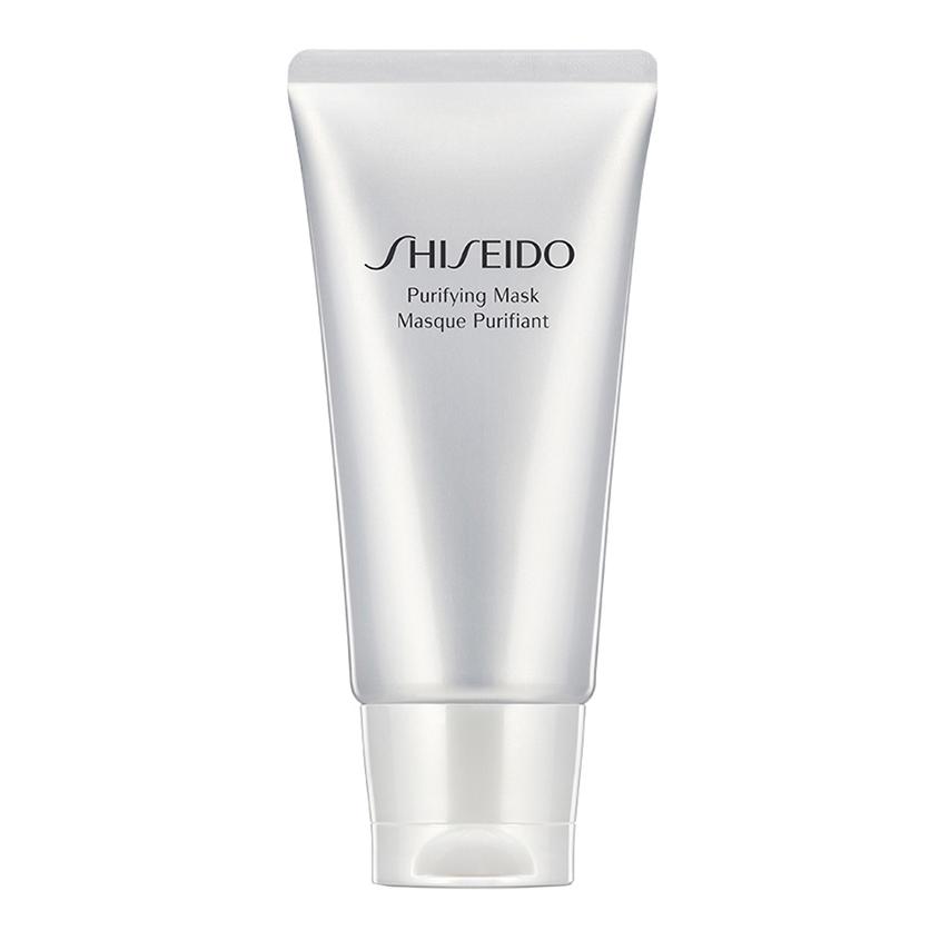 SHISEIDO Маска для глубокого очищения кожи