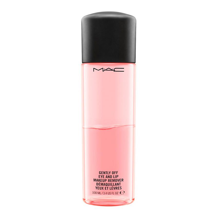 MAC Средство для снятия макияжа Gently Off Eye and Lip Makeup Remover