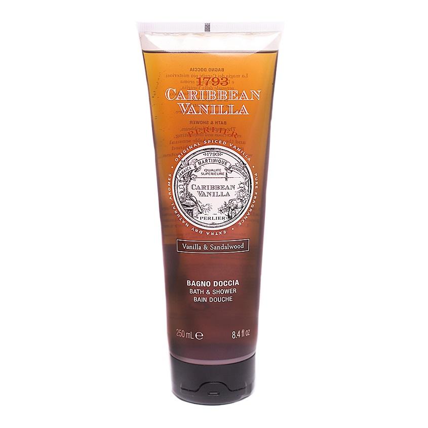 PERLIER Крем-пена 2в1 Caribbean Vanilla  - Купить