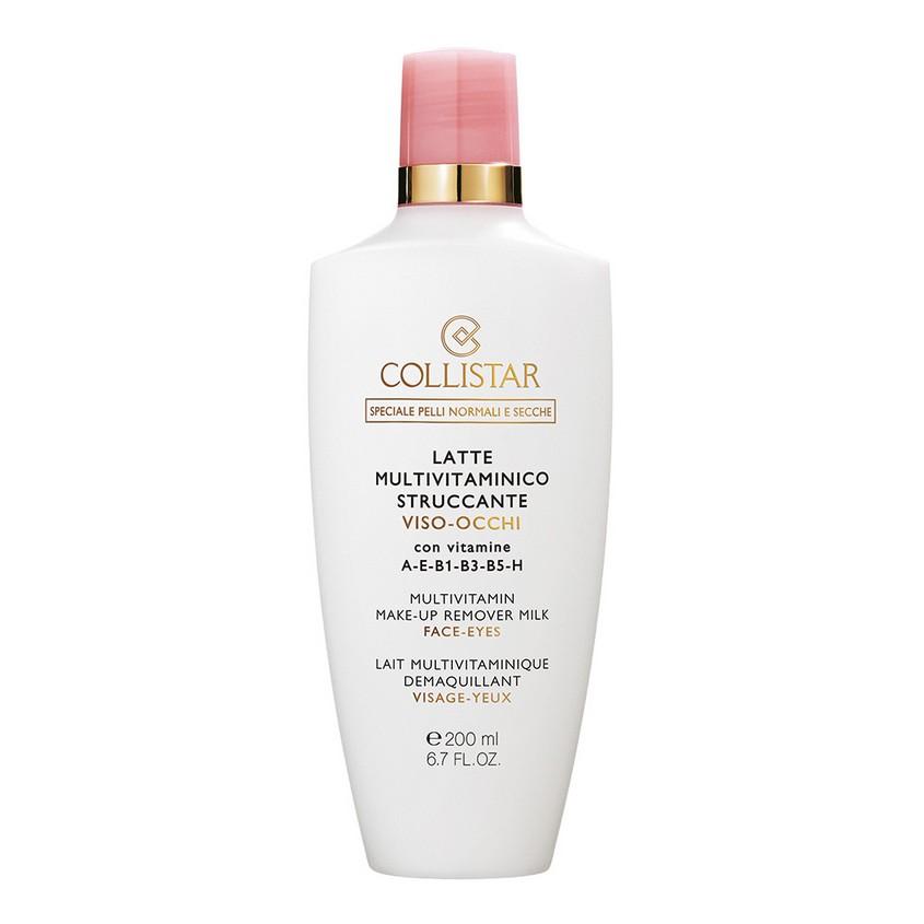 COLLISTAR Мультивитаминное молочко для снятия макияжа