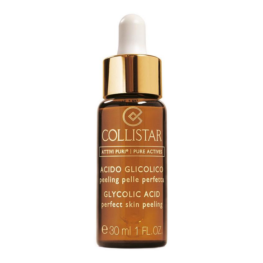 COLLISTAR Концентрат для лица с гликолевой кислотой Pure Actives