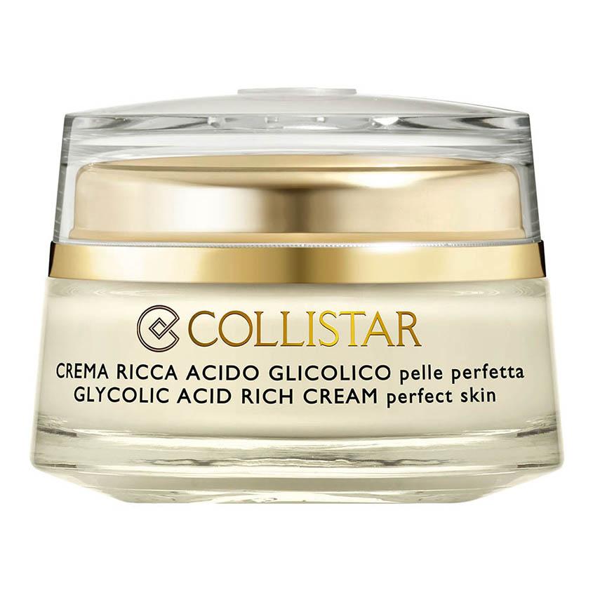 Купить COLLISTAR Обогащенный крем с Гликолевой кислотой