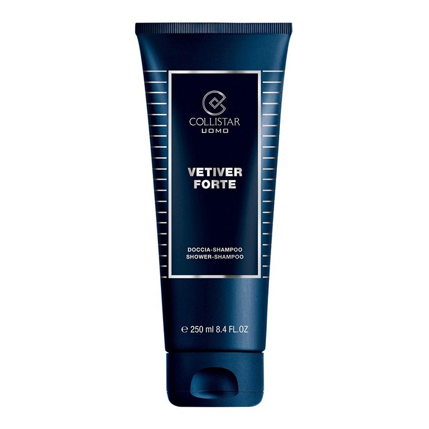 Купить COLLISTAR Шампунь-гель для душа Vetiver Forte