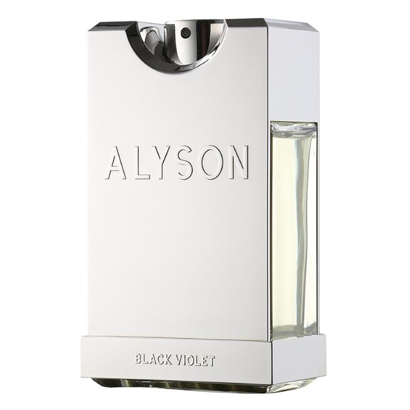 ALYSON OLDOINI Black Violet