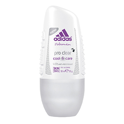 ADIDAS Роликовый дезодорант-антиперспирант Pro Clear