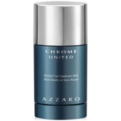 AZZARO Дезодорант-стик Chrome United 75 мл
