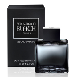 ANTONIO BANDERAS Seduction in Black Туалетная вода, спрей 50 мл antonio banderas seduction in black splash 100 ml