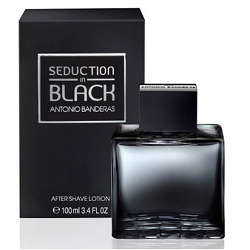 ANTONIO BANDERAS Лосьон после бритья Seduction in Black 100 мл