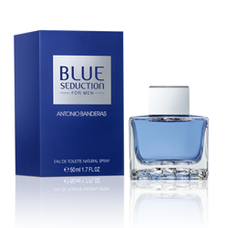 ANTONIO BANDERAS Blue Seduction for Men ��������� ����, ����� 50 ��