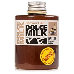 DOLCE MILK Гель для душа Молоко и кофейный брауни со сливочным кремом 460 мл