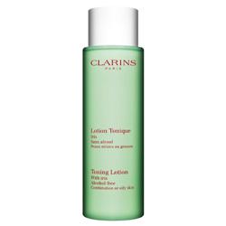 Купить CLARINS Тонизирующий лосьон для жирной/смешанной кожи