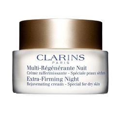 CLARINS Ночной регенерирующий крем для сухой кожи Multi-Regenerante 50 мл