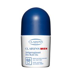 CLARINS Дезодорант-антиперспирант шариковый для мужчин Clarinsmen 50 мл