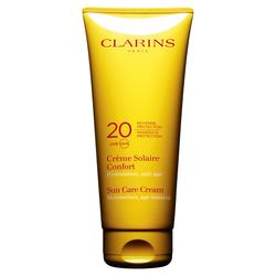 CLARINS Солнцезащитный увлажняющий крем для лица и тела SPF20 200 мл