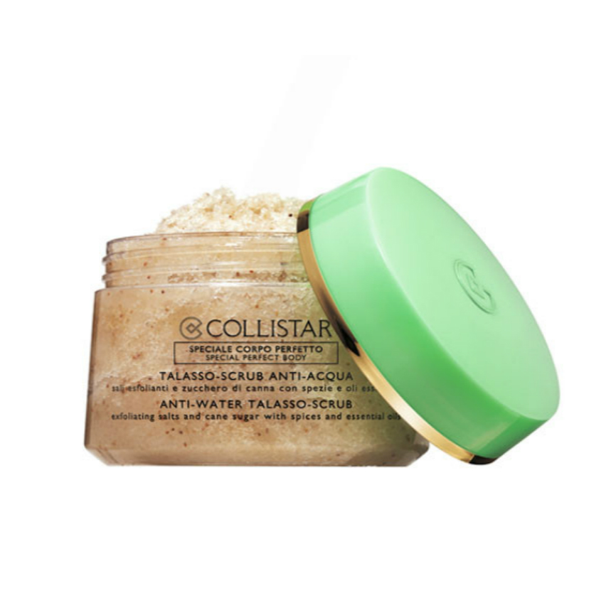 Купить COLLISTAR Дренирующий талассо-скраб для тела CLSK25088