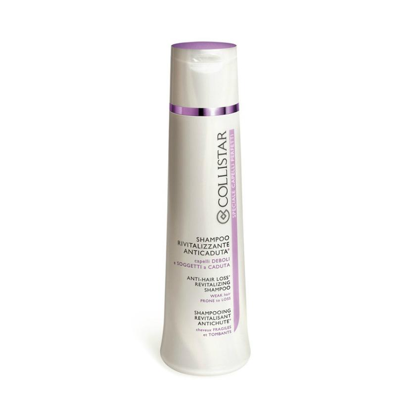 Купить со скидкой COLLISTAR Восстанавливающий шампунь от выпадения волос 250 мл