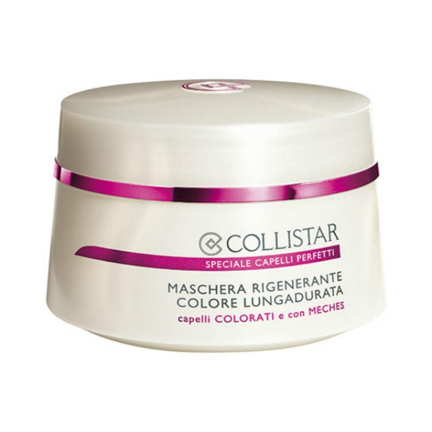 COLLISTAR Восстанавливающая маска для окрашенных и осветленных волос 200 мл