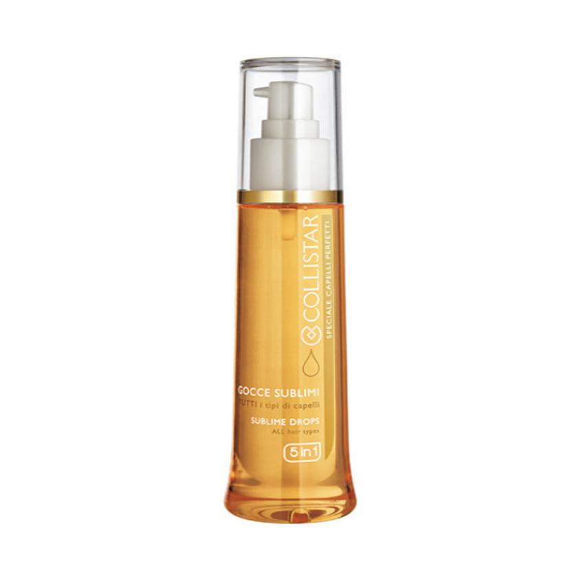 COLLISTAR COLLISTAR Средство для волос 5 в 1 Sublime Drops 100 мл