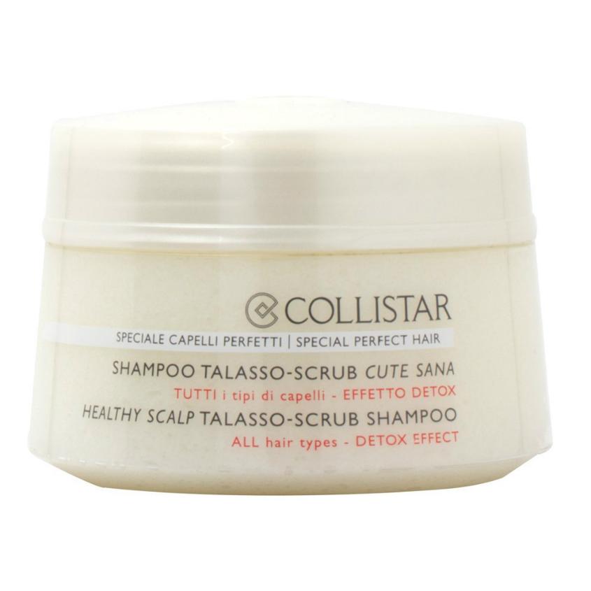 COLLISTAR Шампунь-талассо скраб для волос 250 мл шампунь хербал эсенсес купить в киеве
