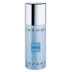 AZZARO AZZARO Дезодорант-спрей Chrome 150 мл azzaro пиджак azzaro 53457 серый