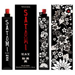 PARFUMS GENTY Satomi Black