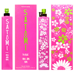 PARFUMS GENTY Satomi Pink
