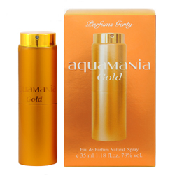 PARFUMS GENTY Aquamania Gold