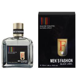 PARFUMS GENTY Men's Fashion Black Label