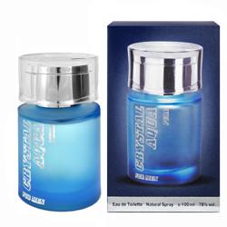 PARFUMS GENTY Crystal Aqua for Men Pure