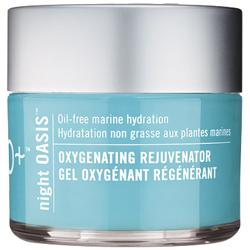 H2O+ Ночной крем-гель для лица увлажняющий, восстанавливающий Oasis 50 мл