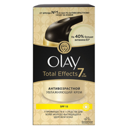 OLAY �������������� ����������� ���� Total Effects 7x 50 ��