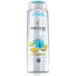 PANTENE Легкий питательный шампунь Aqua Light 400 мл