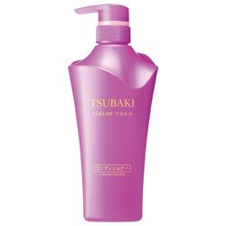 TSUBAKI Кондиционер для придания объема волосам 380 мл (сменный блок)