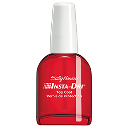 SALLY HANSEN Верхнее покрытие-сушка против сколов лака Insta-Dri 13.3 мл