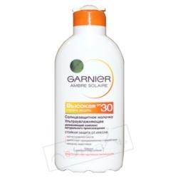 GARNIER Ультраувлажняющее солнцезащитное молочко SPF30 с комплексом натурального происхождения 200 мл