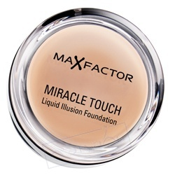 MAX FACTOR Тональная основа для лица Miracle Touch № 45 Warm Almond