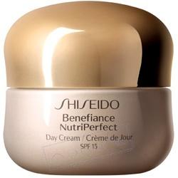 SHISEIDO ������� ���� Benefiance Nutriperfect SPF 15 50 ��